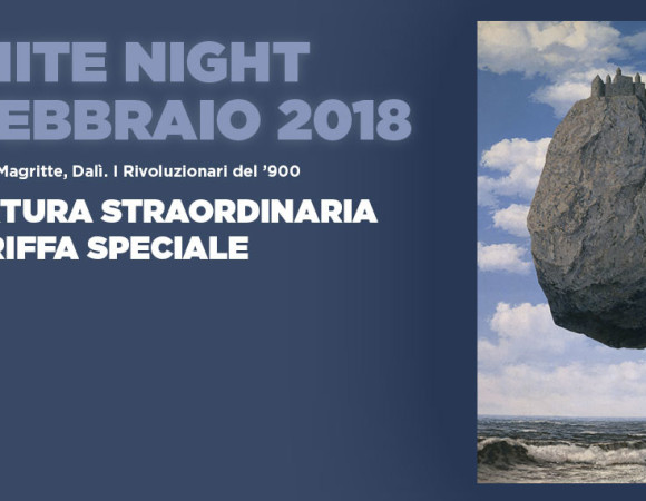 Speciale Art City Bologna White Night